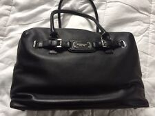 Michael Kors Hamilton Weekender leather NWT