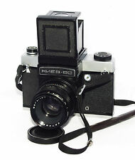 KIEV 6C Russian Medium SLR camera 6x6 USSR 1980 Pentacon Six Copy mount Vega-12B