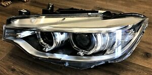 2014 2015 2016 BMW 4 SERIES LEFT DRIVER SIDE HEADLIGHT A97410795-01