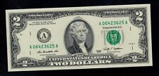 UNITED STATES  2 DOLLARS   2009   A   PICK # 530A  UNC.