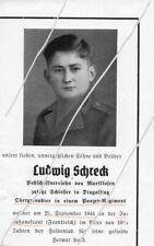 STERBEBILD   AVIS DE  DECES  SOLDAT  ALLEMAND  1944 ( 251 )