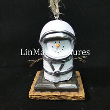 S'mores Astronaut Ornament Wearing Jet Pack Midwest CBK