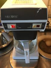 Vintage Deluxe Mr Coffee Automatic Brewing System Model MCS 201