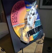 Pink Floyd Official ~Wish You Were Here ~3D Display Album Cover ~Ltd Edition #