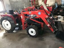 Parts Hinomoto E2004d 4 Wheel Drive Tractor Not A Running Tractor