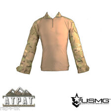 Combat Shirt  BDU UBACS (ATPAT) Camouflage Top (Medium) [BT3]