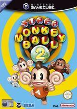 Nintendo GameCube Spiel - Super Monkey Ball 2 nur CD