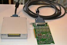 NI 4351 High-Precision Voltage and Temperature DAQ + SCB-68 Block + 5 m cable