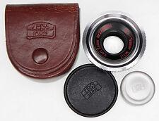 Contaflex M 1:1 Pro-Tessar  #2788406 ............ Minty w/Case,Caps