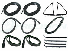 Weatherstrip Kit for 1987-1991 ford F-150 F-250 F-350 13pc Made in USA