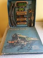 Mettoy Passenger Train Set. In Good Working Condition.