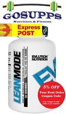 EVL EVLUTION NUTRITION LeanMode 150 Caps 5 in 1 Fat Burner FREE EXPRESS POST