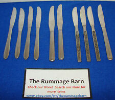 vintage Lot - mixed - Tableware Flatware - See Pattern - table knives knife