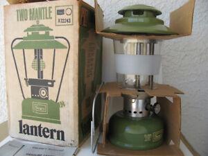 Sears lantern model 72243 New In Box