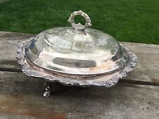 International Silver Covered Casserole Dish 1.5 Quart Pyrex Bowl - Countess 6262
