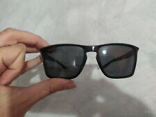 Gafas de sol polarizadas hombre Oakley : polished black lens:prizm grey