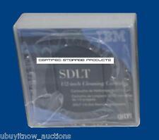 NEW IBM 19P4357 SDLT Tape Head Cleaning Cartridge SDLT220 SDLT320 SDLT600 DLT-S4