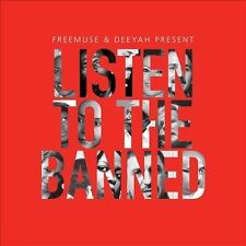 FREE US SHIP. on ANY 2 CDs! USED,MINT CD Various Artists: Listen to the Banned