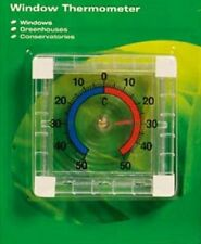 haute qualité jardin fenêtre Thermomètre pour Windows Serres, Vérandas