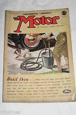 The Motor Magazine WW2 Issue 1943 March 17th: Hyper Lea-Francis 1928