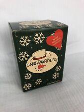 2000 Sarah's Attic Snowonders 7791 Snowman