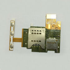 Yangjingya Cell Phone Repair Parts Wuzp SIM Card and SD Card Reader Contact Flex Cable for Sony Xperia Tablet Z SGP312 SGP311 SGP321