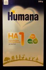 Humana HA 1 Babynahrung geschlossen