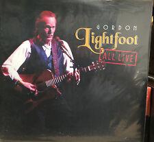 Gordon Lightfoot – All Live Friday Music 180gm LP