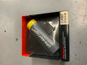 "Stewart Warner 114907 1 5/8"" ultra amber warning or shift light NEW Made in USA"
