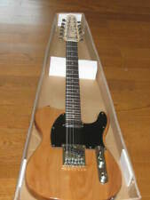 NEW 2020 NATURAL 12 STRING TELE STYLE SOLID CONCERT ELECTRIC GUITAR