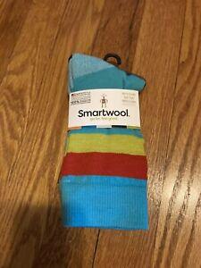 Smartwool Women's Crew Socks striped medium