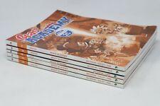 Lot of 5 Beast Academy Workbooks Paperback