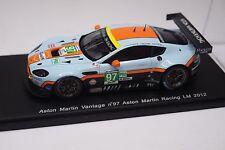 SPARK ASTON MARTIN VANTAGE #97 LE MANS 2012 1:43
