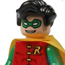 LEGO Robin Minifigure - The Batcave: The Penguin and Mr. Freeze's Invasion 7783