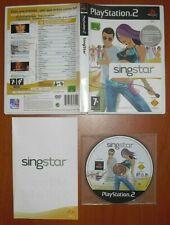 SingStar 2004 (sin micrófonos) London Studio,PlayStation 2 PS2 PStwo,Pal-España