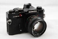 KONICA AUTOREFLEX T3 Camera Body + KONICA HEXANON AR f/1.4 50㎜ Camera Lens #656