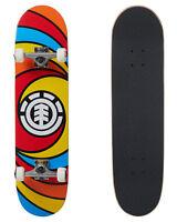 """Element Skateboard Complete Yang 7.875"""" Pre-Assembled"""