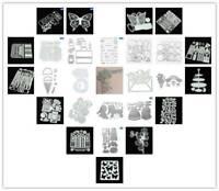 Cutting Dies Metal Stencil DIY Scrapbooking Embossing Paper Photo Album pzn New