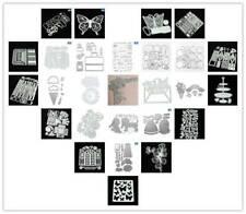 Corte muere Metal Stencil Hágalo usted mismo Scrapbooking Relieve Papel Photo Album #jwi ^ SL