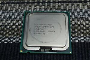 Intel Core2 Quad Q9550 - 3.4 GHz CPU