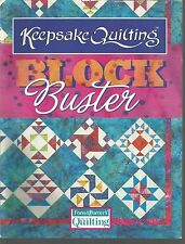 Keepsake Quilting Block Buster Fons & Porter's Love of Quilting PB 2006