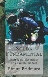 Hostyn Sofie-Dut-Scuba Fundamental BOOK NEW