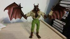 custom 9 inch MAN-BAT famous covers mego action figure  DC COMICS