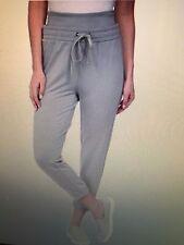 NYDJ Women's Fit Solution City Pants MOONSTONE GREY Athleisure Leggings Size XL