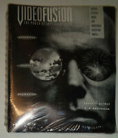 VIDEOFUSION: THE POWER OF SPECIAL EFFECTS, V.1.5 - Macintosh. 1993. Brand new.