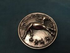 Henryk Winograd 999 Silver Donkey Politcal Democratic party Paperweight