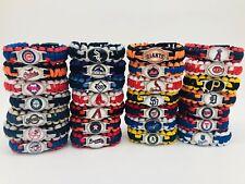 MLB Lanyard Colors baseball Paracord Bracelet Wrap Wristband