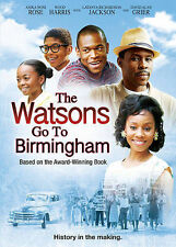 THE WATSONS GO TO BIRMINGHAM 2013 dvd Civil Rights 1960s era DAVID ALAN GRIER