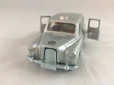 DINKY TOYS #241 SILVER JUBILEE AUSTIN TAXI 1977  England