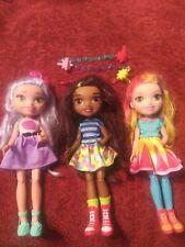 Nickelodeon Sunny Day Dolls.Set Of 3
